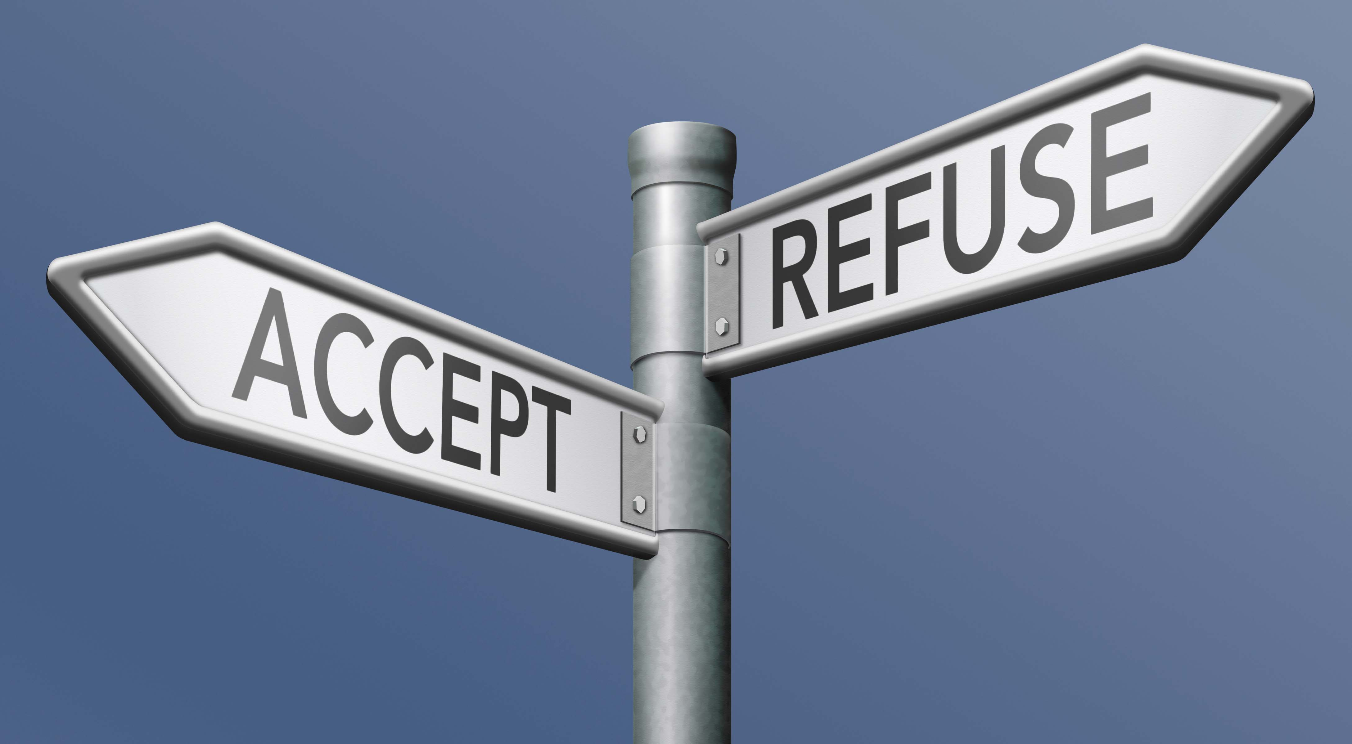 More On Acceptance